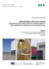 Cultural value and social capital: Investigating social capital, health and wellbeing impacts in three coastal towns undergoing culture-led regeneration
